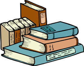 Stack-of-books-clipart-black-and-white-free